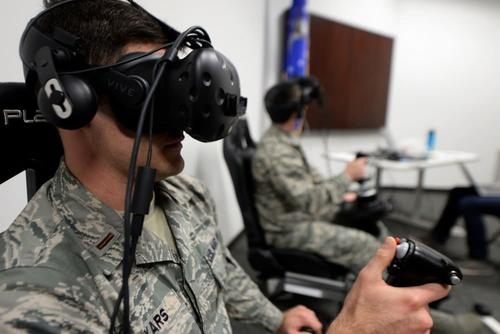 VR技术,AR技术