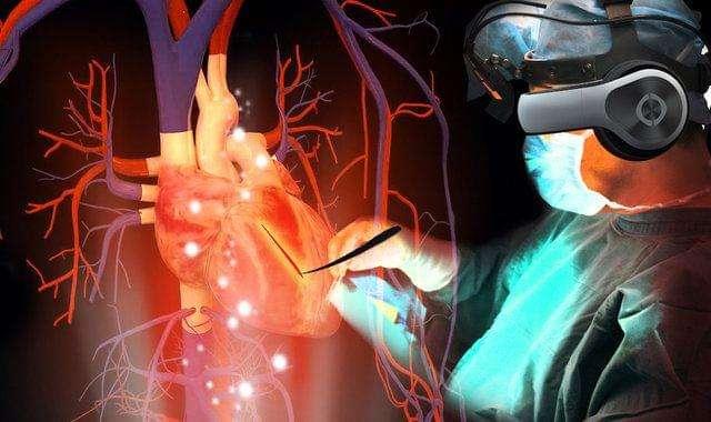 虚拟现实,VR虚拟现实