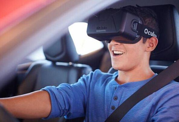 AR/VR技术,VR技术,AR技术
