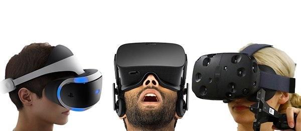 VR设备,VR