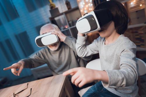 虚拟现实技术,VR虚拟现实技术