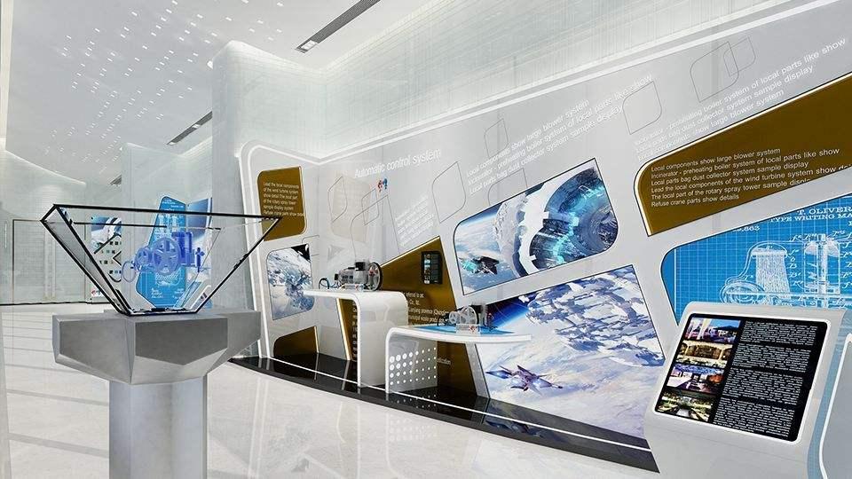 VR虚拟展厅,VR全景展厅