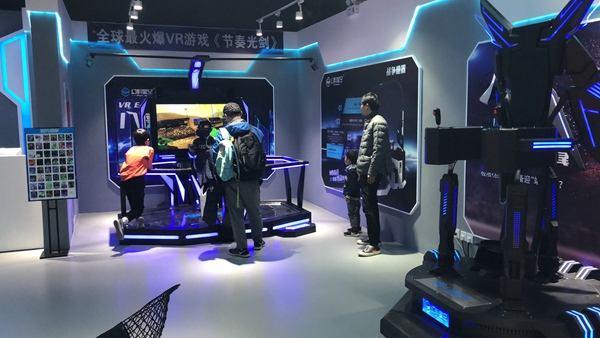 VR体验馆,VR体验馆加盟