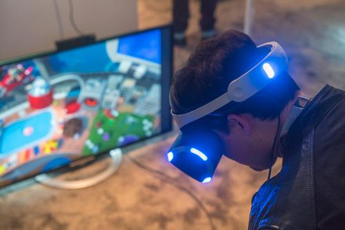 VR制作公司,VR公司