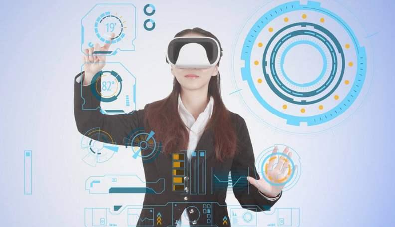 VR,AR,虚拟现实
