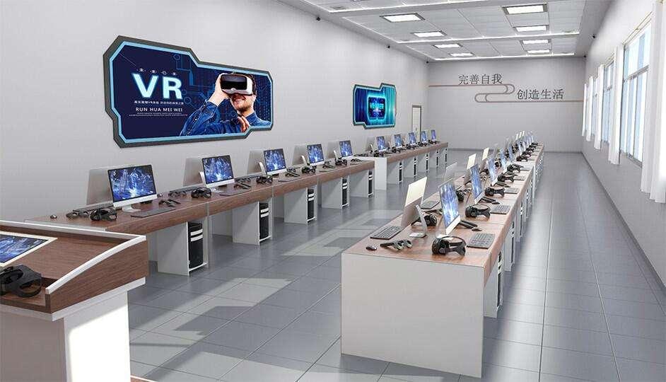 VR实训,VR视角