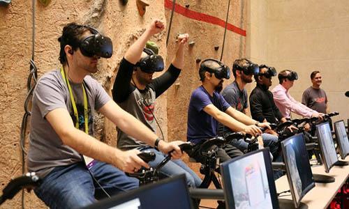 VR运动,VR健身,VR运动健身