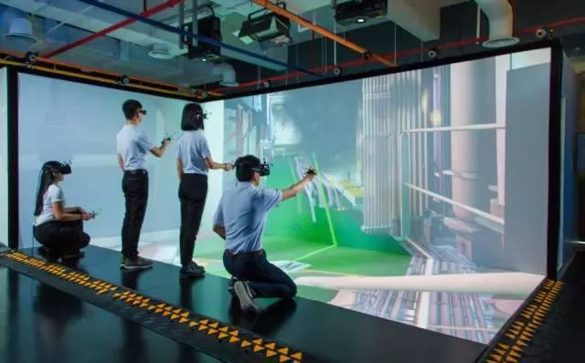 VR视角,VR安全教育
