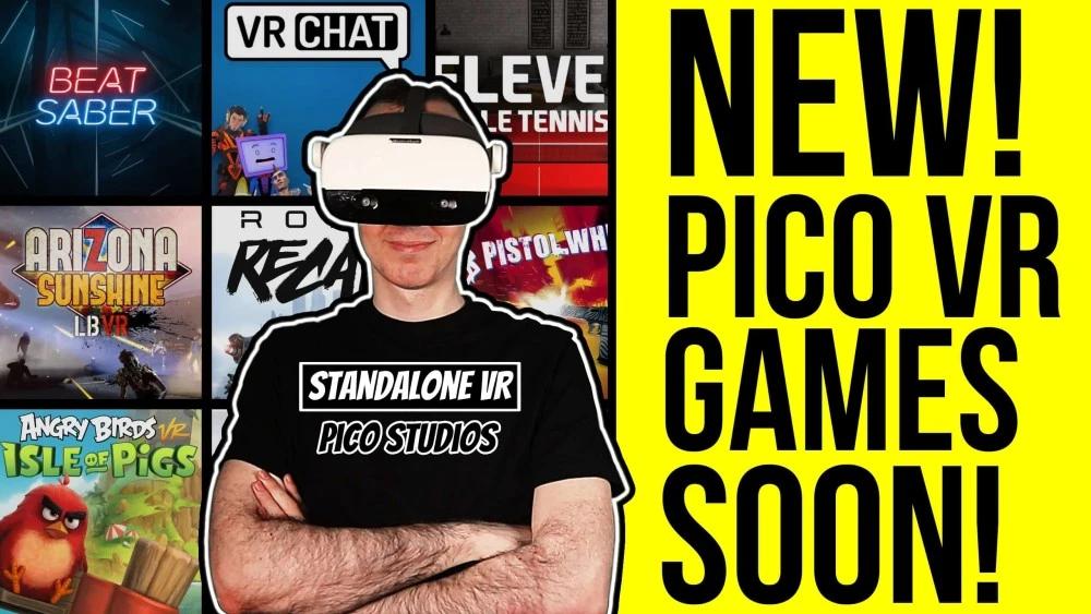 国产VR游戏回国