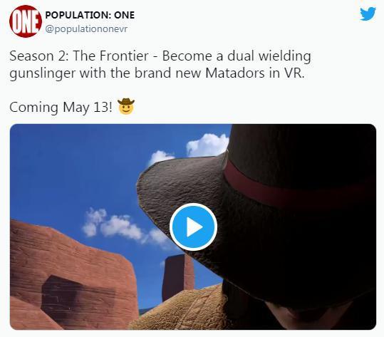 "VR""吃鸡""游戏「Population: One」"