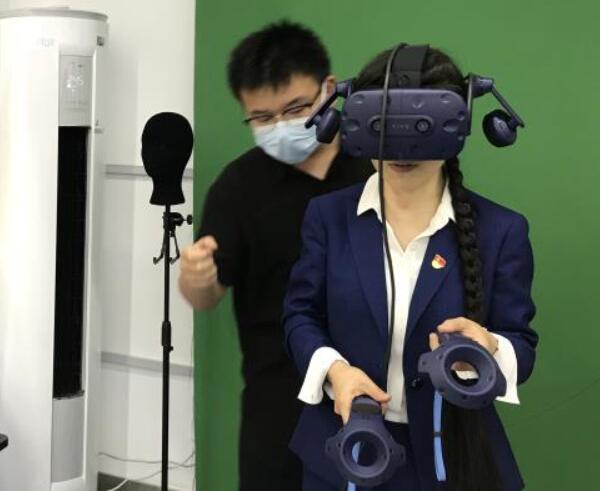 VR+AI
