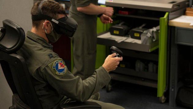 VR空中加油训练