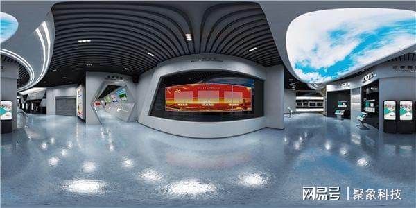 VR展厅,VR虚拟智慧展厅,VR导览综合方案