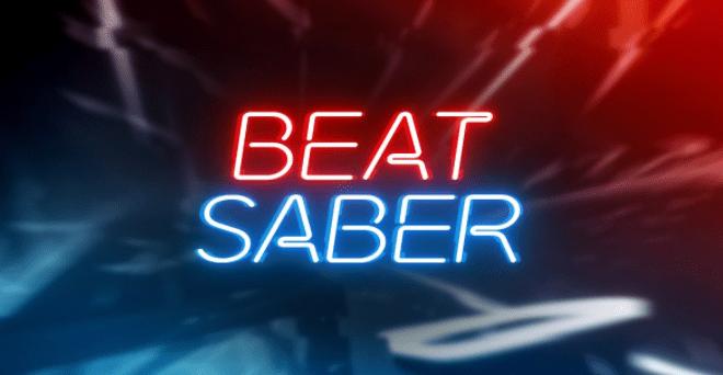 《节奏空间》(Beat Saber)