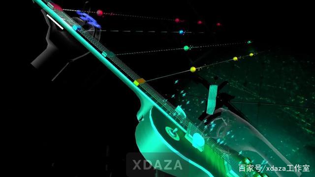 VR吉他游戏