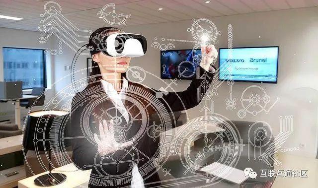 AR、VR、MR技术