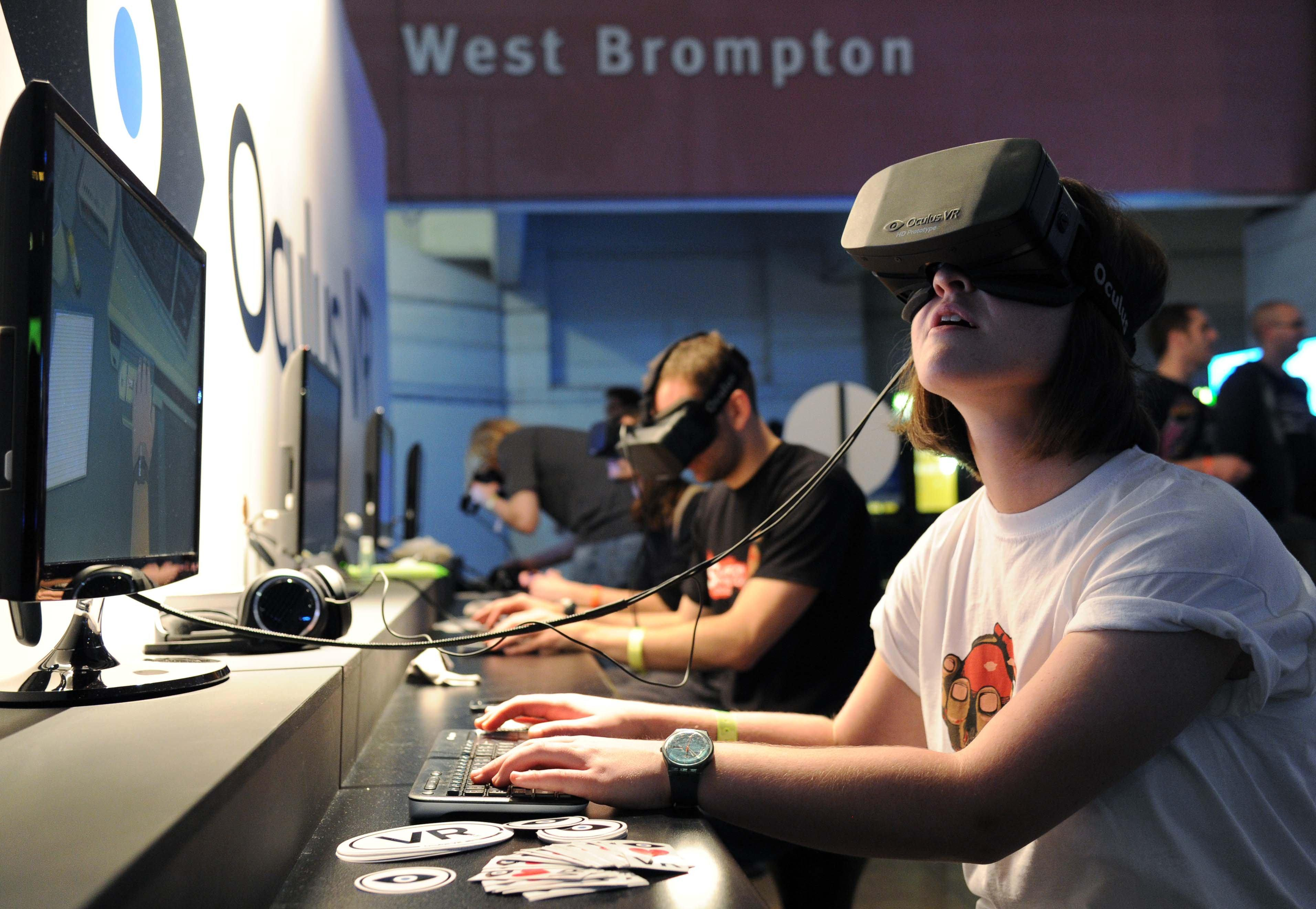 虚拟现实技术
