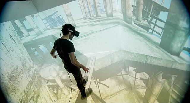 VR虚拟现实,VR,虚拟现实