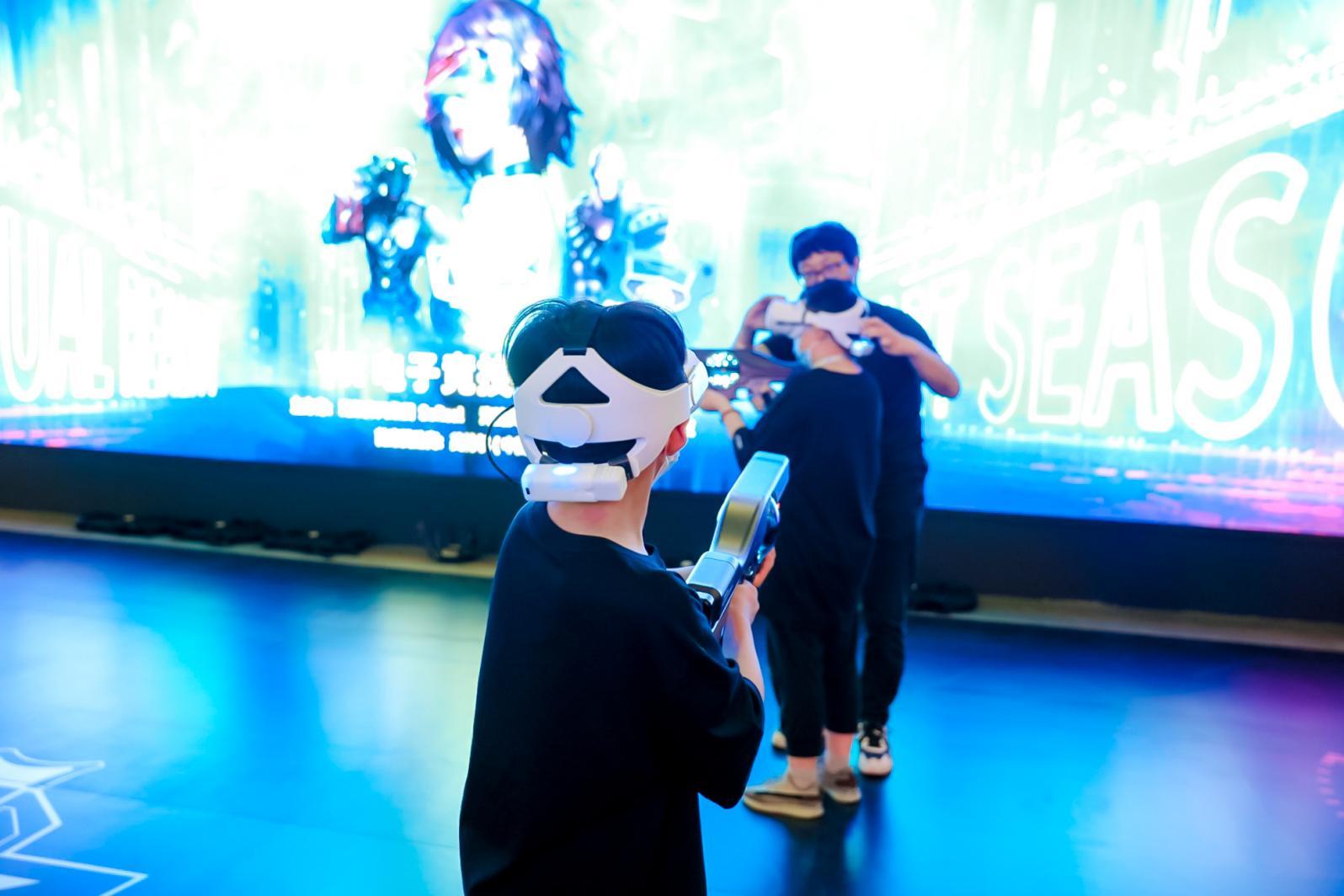 VR游戏,VR和5G,VR电竞