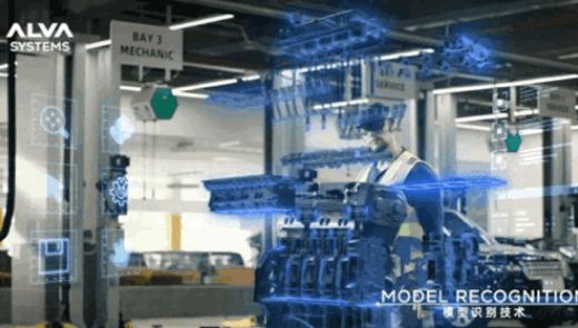 AR 如何赋能数字化转型,AR技术,AR(增强现实),AR模型投放及图像识别等功能,AR平台